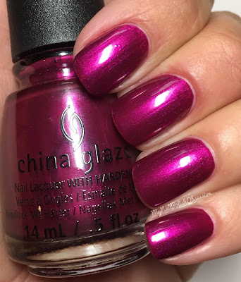 China Glaze Wishes; Better Not Pout