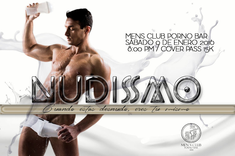 MEN´S CLUB. Porno Bar.