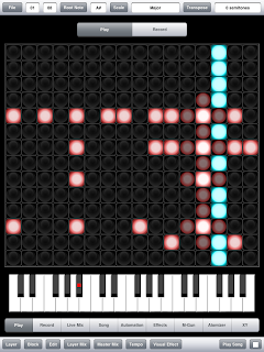Aurora Sound Studio HD -iPad Sequencer