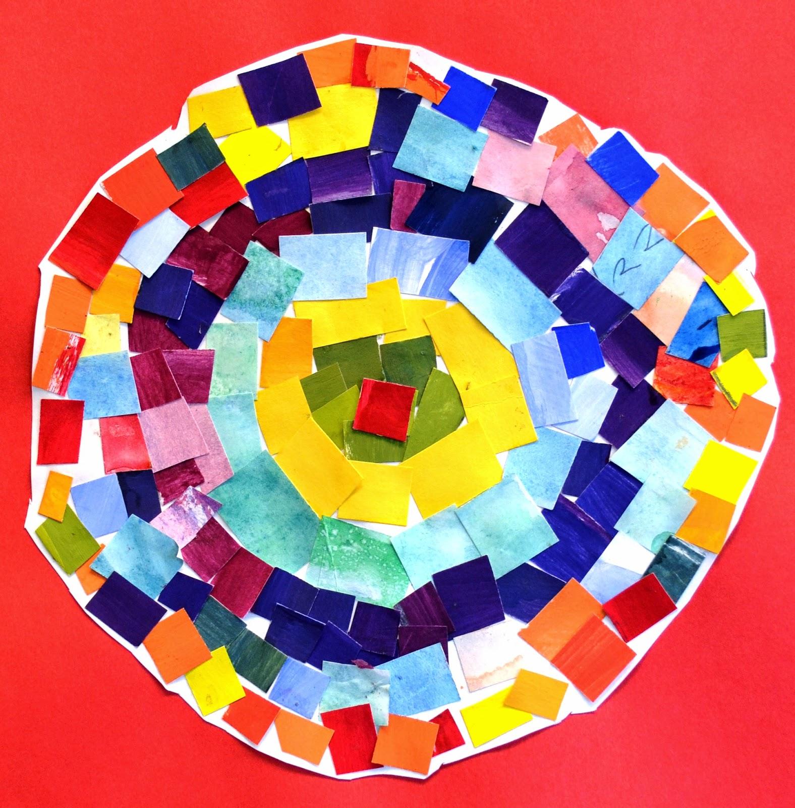 3rd edition essay focusing mosaic