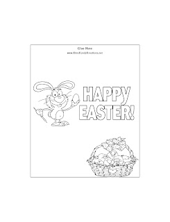 Easter Bunny Hershey Candy Bar Wrapper Free Printable