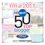 Kidspot Top 50 Blogger Baby!!