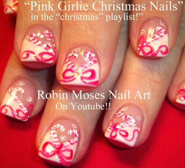 robin moses nail art december