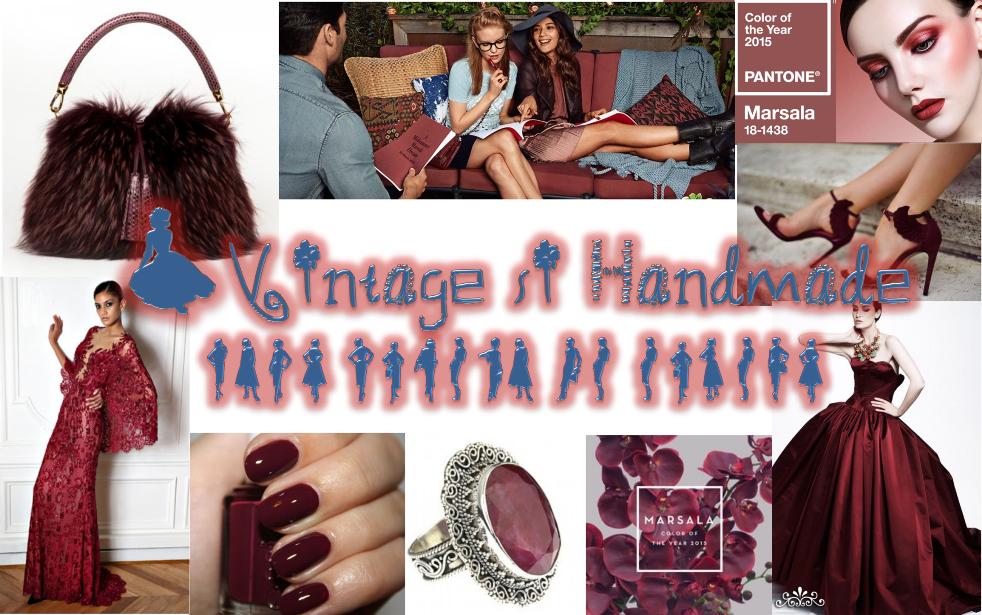 Vintage şi Handmade