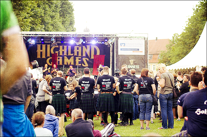 Highlandgames Angelbachtal 2014