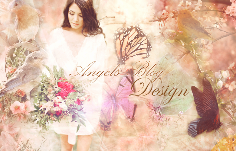Angels Blog Design