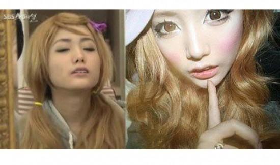 800 días sin desmaquillarse, joven coreana no se desmaquilla por 2 años, tips para maquillarse