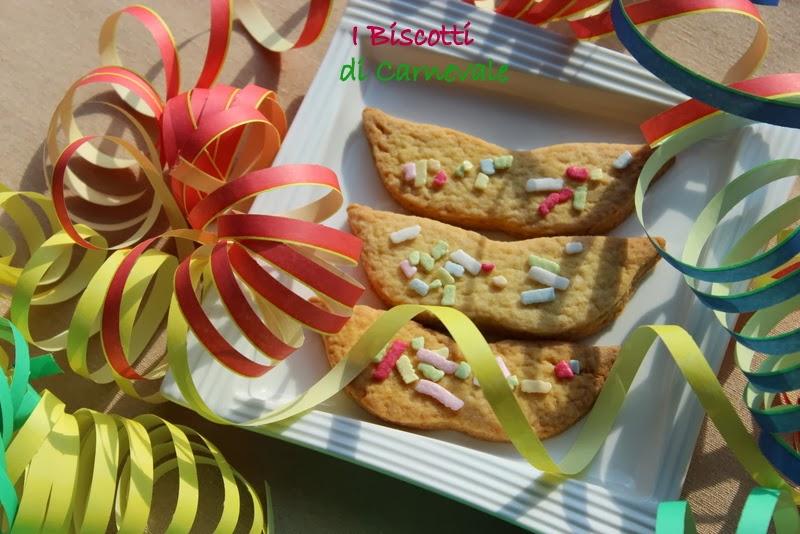 biscotti a forma di mascherina e diciamo arrivederci al carnevale 2014