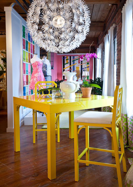 Cush and Nooks Lilly Pulitzer Furniture part one