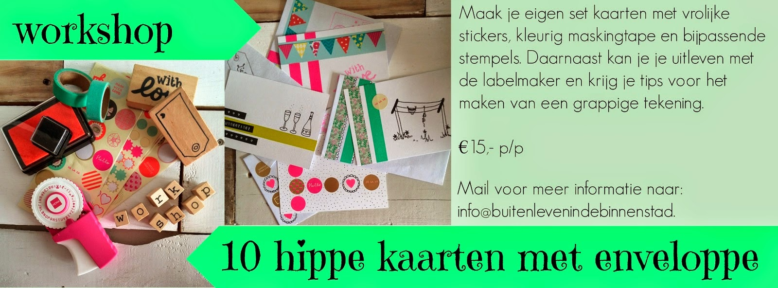 WORKSHOP 27 Juni