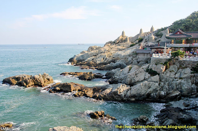 busan temple beach