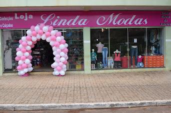 Reinaugurou em Turvo, a Loja Linda Modas em novo endereço.