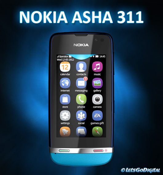 Mobile Jonky: Nokia Asha 311 Price in India Full Phone ...
