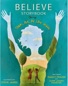 believe storybook cover