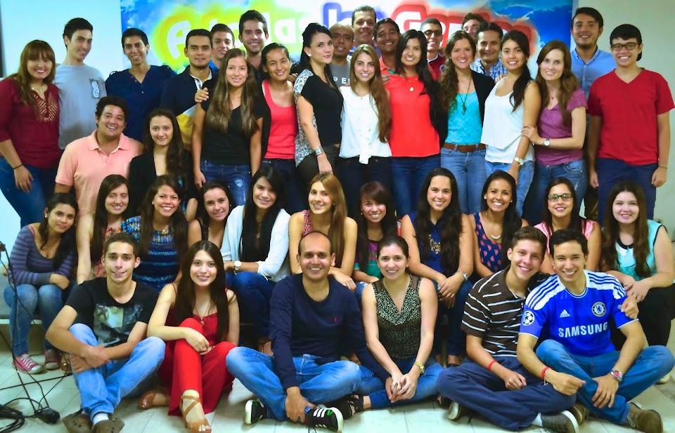 Ministerio de Jóvenes La Biblia Dice... Bucaramanga