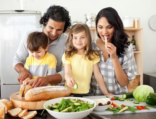 Apprenez comment chaque membre de votre famille pourra profiter des avantages d'être en bonne santé
