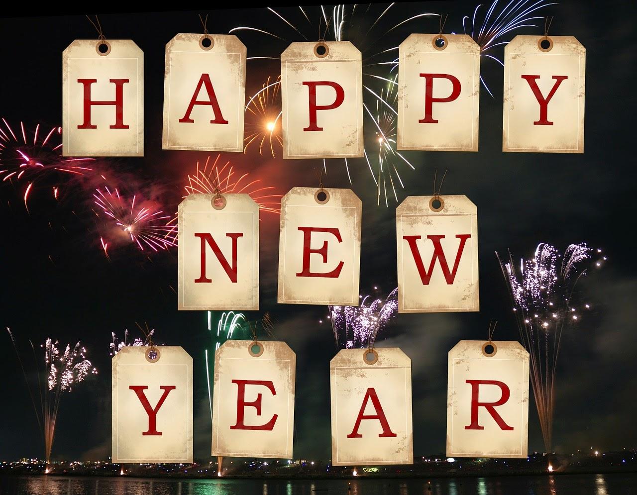 año nuevo estado de Facebook
