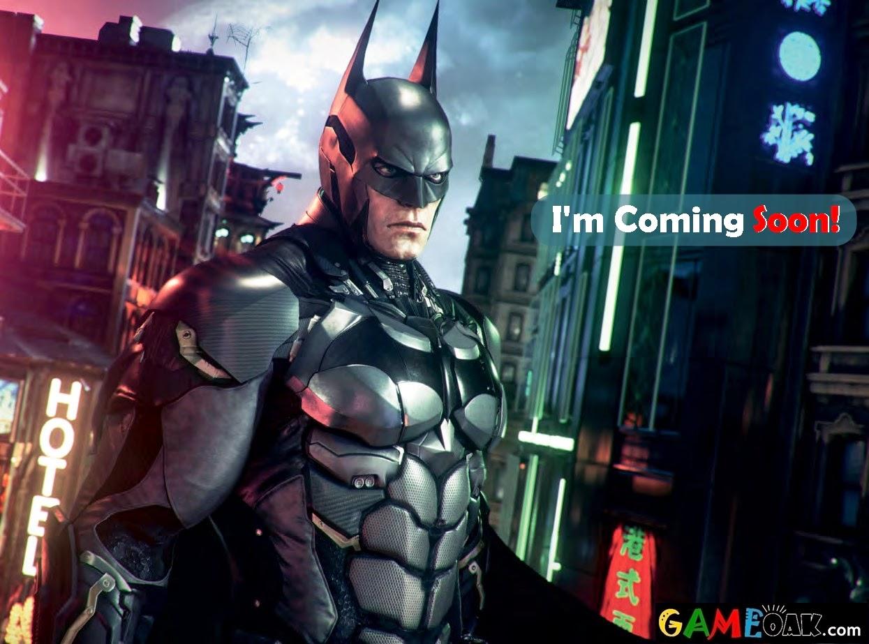 Batman Arkham Knight will be released on June 2, 2015