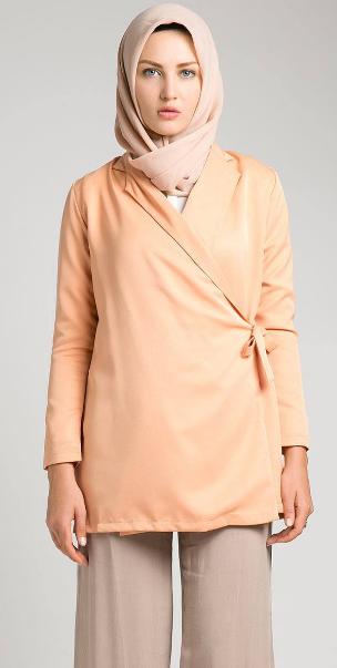 Baju Muslim Trendy untuk Wanita Kerja