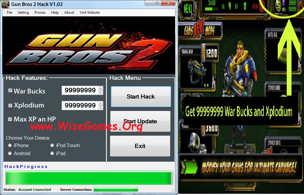 project gungame hacked
