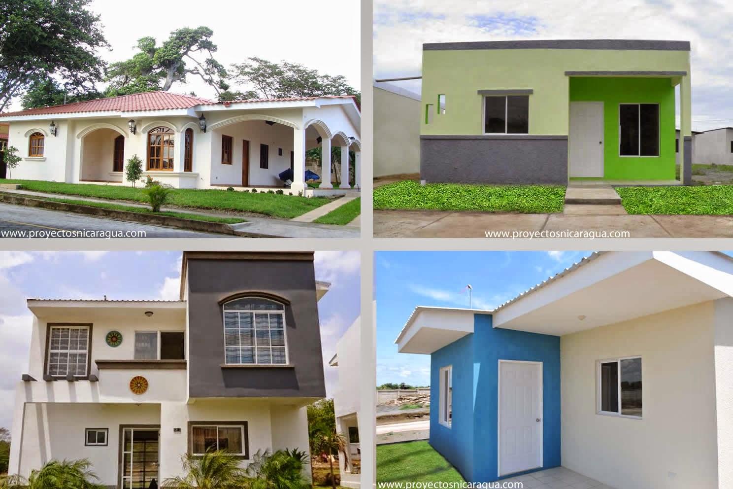Fotos urbanizaciones residenciales en managua nuevos for Casas ideas y proyectos