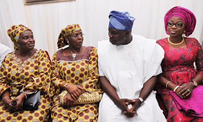 Pics Chief Mrs HID Awolowo burial activities