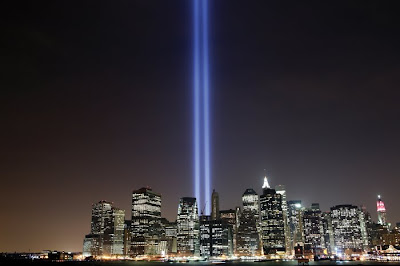 Moment of Silence for Those Lost on American Airlines Flight 11 and at the World Trade Center 8:46 AM 9/11/2001