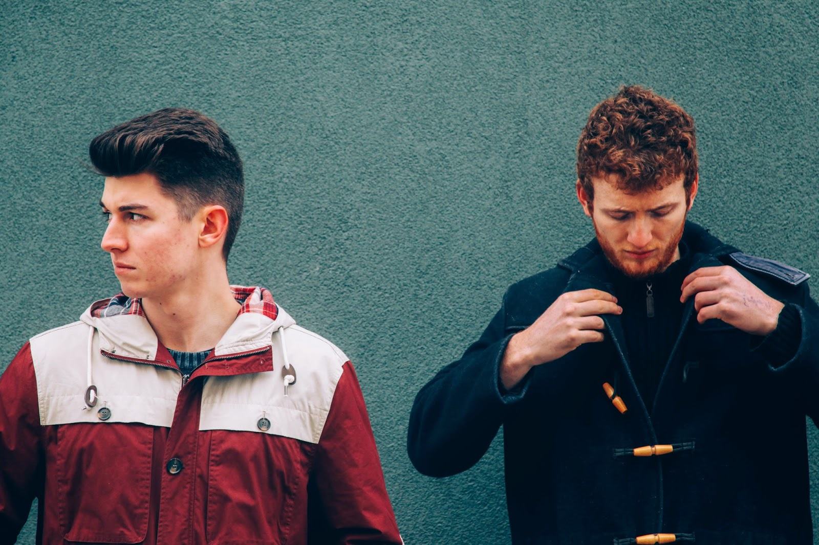 London Indie Electronica band Chalk debut single Time