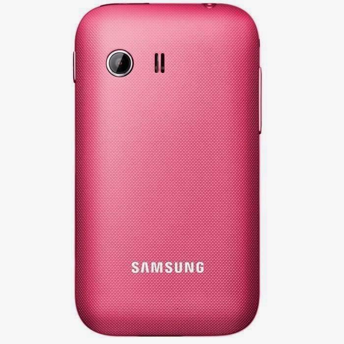 Samsung Galaxy Y Rose S5360 smartphone 3 pouces