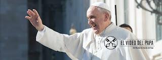 El vídeo del Papa Francisco