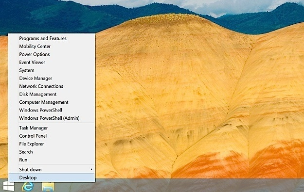 start menu Returns to Windows 8.1 with small shortcut button: Intelligent Computing