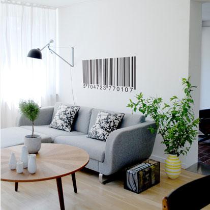 Neo arquitecturaymas ideas originales para decorar paredes for Ideas originales para decorar