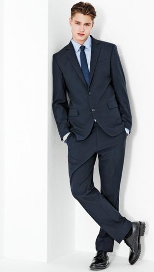 trajes chaqueta hombre 2011 2012
