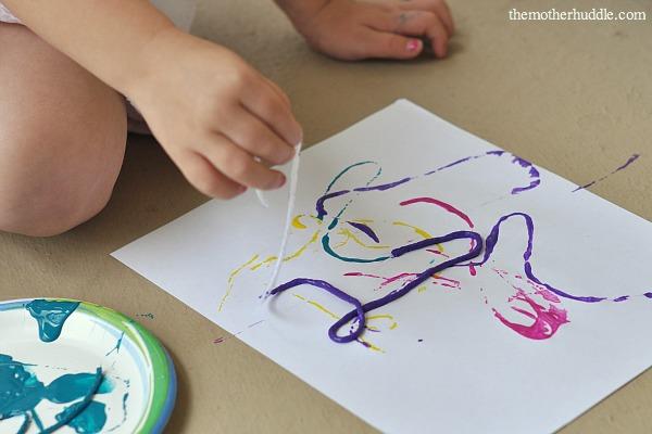 Festés kreatív ötletek