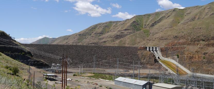 Brownlee Dam