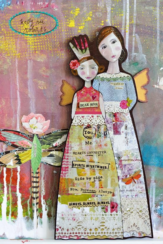 http://gardengalleryironworks.com/collections/2015-kelly-rae-roberts/products/hanging-angel-mother-and-daughter