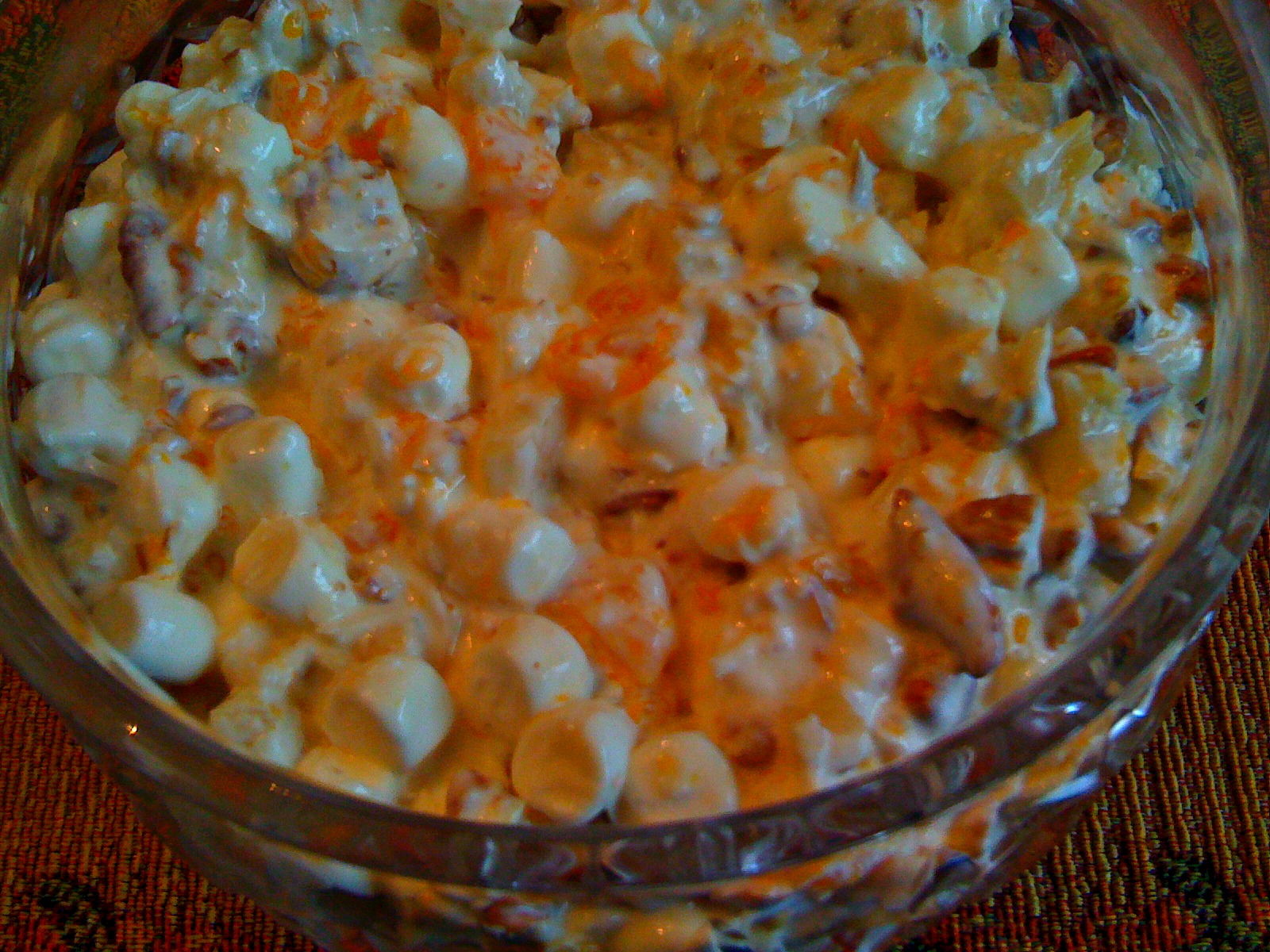healthy ambrosia fruit salad healthy fruit trifle