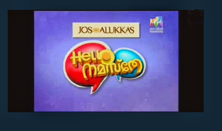 hello namasthe on june 07 2014 mazhavil manorama chat show hello
