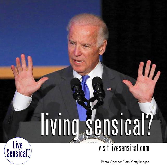 Vice President Joe Biden livesensical.com? He has returned to full involvement in political and official work after a period of mourning, and remains at least a month from a decision as a Presidential candidate - and those close to him see the political climate as more favorable to him than perhaps at any time in his career. Amid other bungles and gaffes...