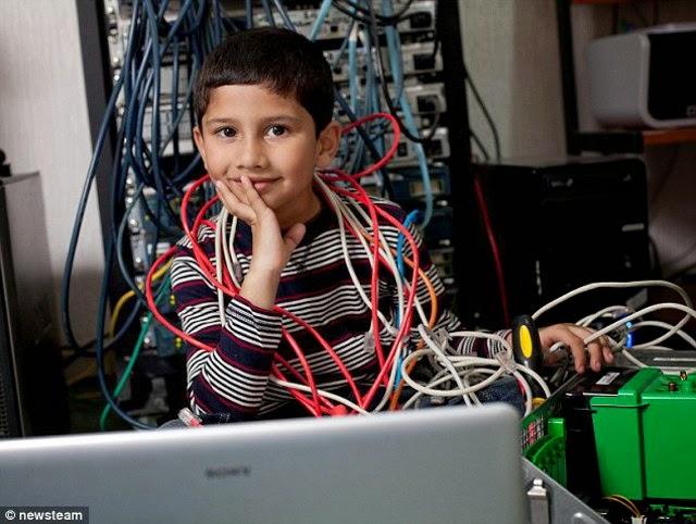 Ayan Qureshi Anak SD Ahlinya Microsoft 4