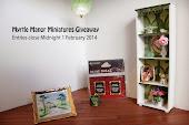 Myrtle Manor Miniatures Giveaway 1