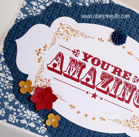 You're Amazing CloseUp