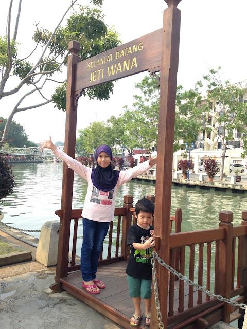Sungai Melaka, Kampung Morten, Melaka River Cruise
