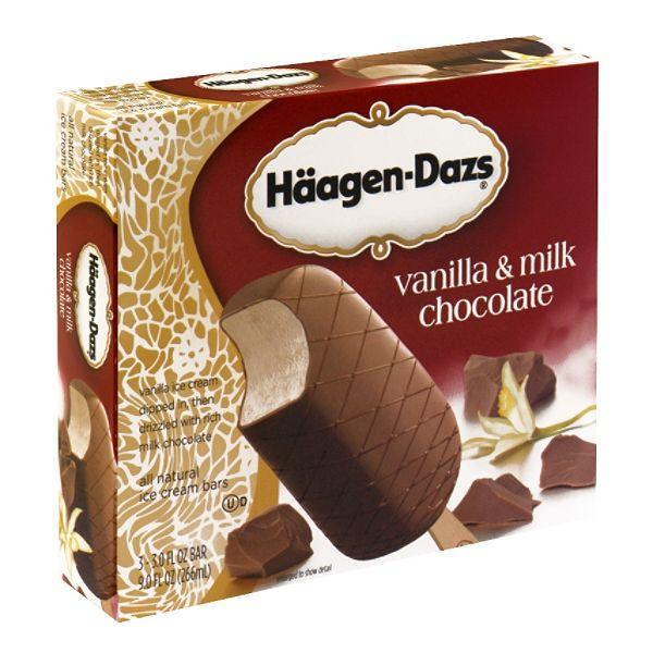 With great ice cream and very good chocolate, the H ä agen-Dazs is an ...