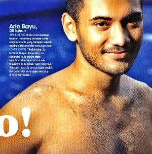 Ario Bayu Hot Body