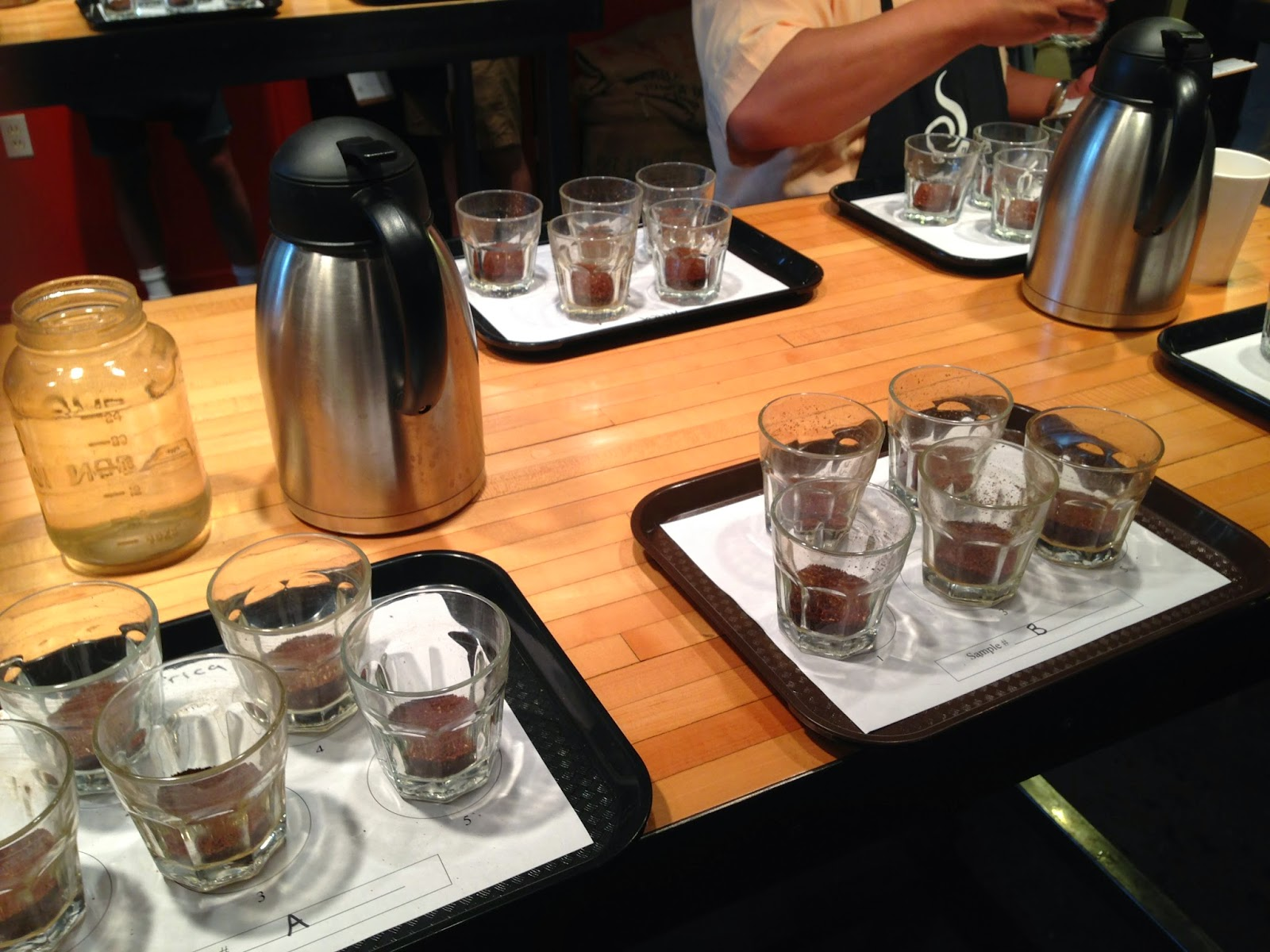 The Coffee Heretic Better Beans Q Grading Acidity and Scoring
