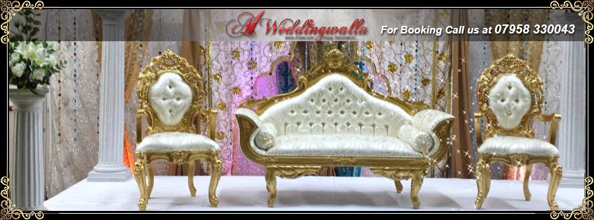 Decorative Wedding Stages | Asian Wedding Stage Decoration | Wedding Stages Hire