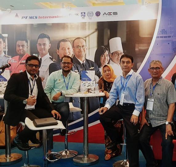 Langkah berani PT. MSC International group berpartisipasi di IME (Indonesian Maritime Expo) 7th ed.