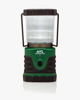 AYL StarLight, 300 lumen lantern, best lantern for prepping