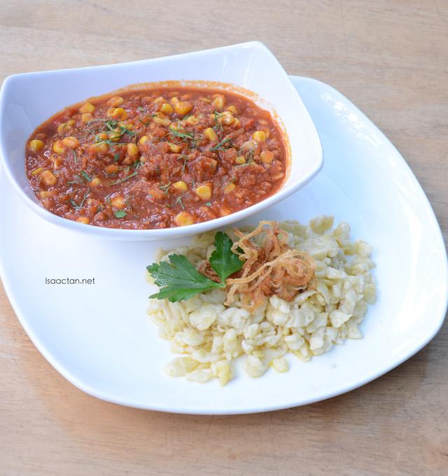 Chili Con Carne - RM16